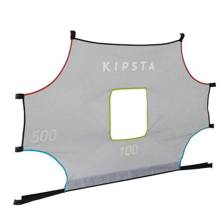 KIPSTA - M Sg 500 Football Target Practice Banner 1.80M X 1.20M - Black