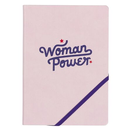 YES STUDIO - Yes Studio Woman Power A5 Notebook