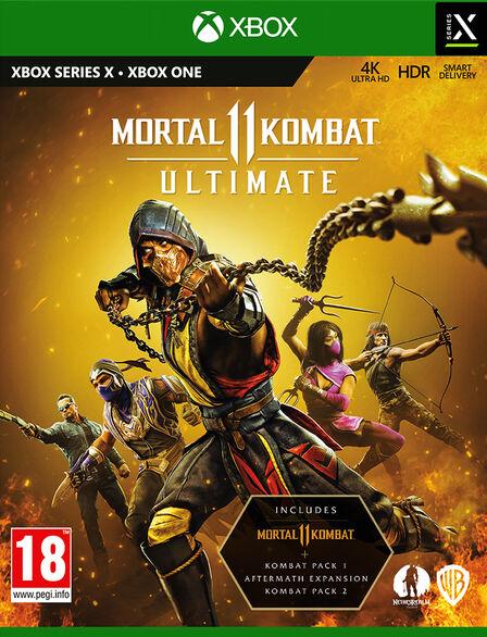 WARNER BROTHERS INTERACTIVE - Mortal Kombat 11 Ultimate - Xbox Series X/One