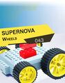 MEEPER - meeperBOT 2.0 Wheel Pack Supernova