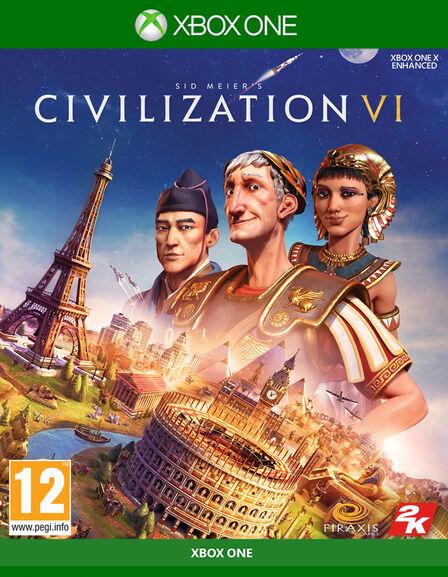 TAKE 2 INTERACTIVE - Sid Meier's Civilization VI - Xbox One