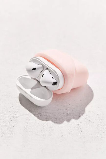 Urban Outfitters - Pink Elago Airpods Waterproof Silicone Case