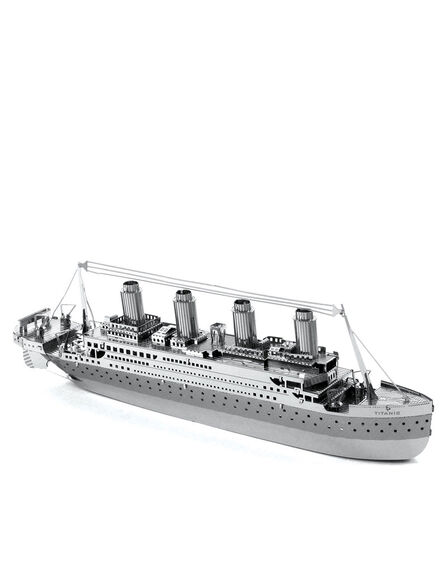 3D METAL - 3D Metal World Titanic 2 Sheets