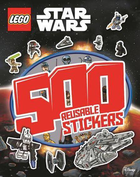 EGMONT BOOKS UK - LEGO Star Wars 500 Reusable Stickers