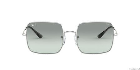 RAY-BAN - Silver Square Ray-Ban RB1971 SQUARE 1971 WASHED EVOLVE
