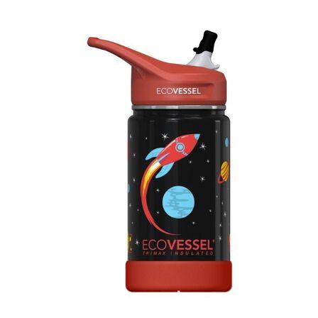 ECO VESSEL - EcoVessel Rocket Frost Triple Insulated Water Bottle 350 ml
