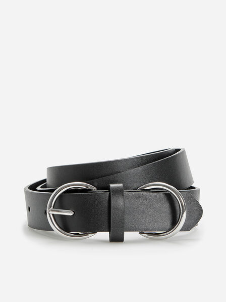 Reserved - Belt with round buckle