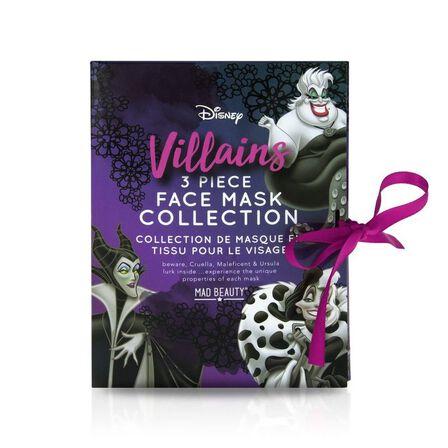 MAD BEAUTY - Mad Beauty Disney Villains Sheet Face Masks