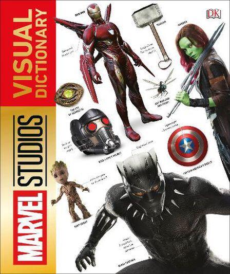 DORLING KINDERSLEY UK - Marvel Studios Visual Dictionary
