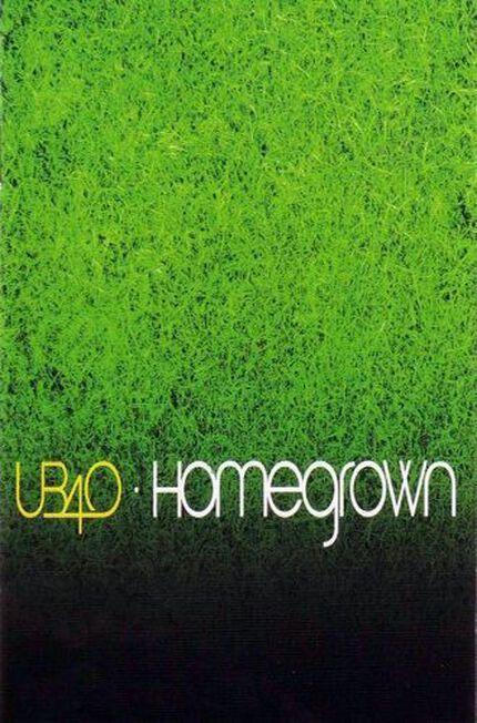 MEGASTAR - Homegrown   UB40