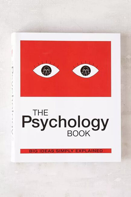 Urban Outfitters - Assorted The Psychology Book: Big Ideas Simply Explained By DK Publishing