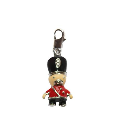 BOMBAY DUCK - Bombay Duck Metal Beefeater Charm