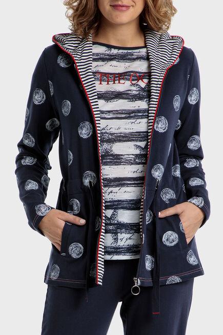 Punt Roma - Polka dot jacket