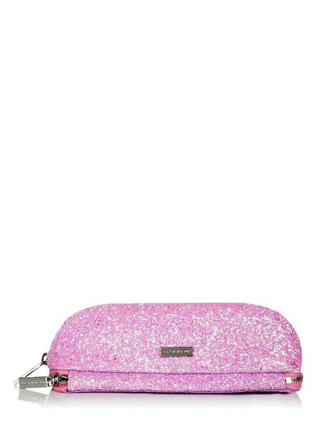 SKINNY DIP - Skinny Dip Makeup Brush Bag Ana Glitter