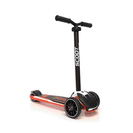 SCOOT & RIDE - Scoot & Ride Highwaykick 5 Scooter Red