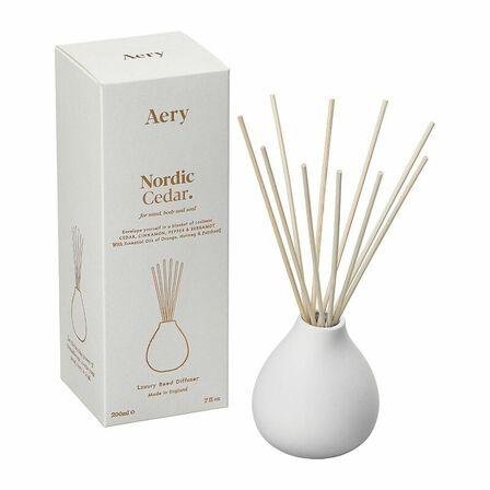 AERY - Aery Nordic Cedar Candle Diffuser