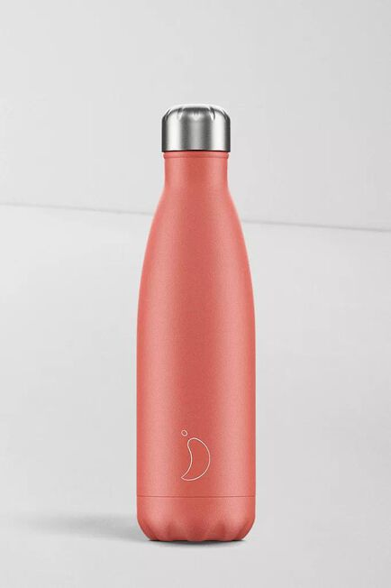 Urban Outfitters - Peach Chilly's 500Ml Stainless Steel Water Bottle