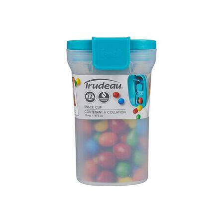 TRUDEAU - Trudeau Fuel Snack Cup Tropical 16oz