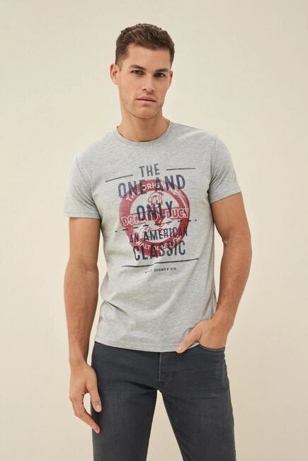 Salsa Jeans - Gray Donald t-shirt