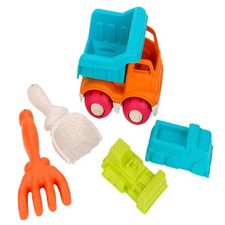 ROLL UP KIDS - Roll Up Kids Beach Toy Truck [Set Of 5]