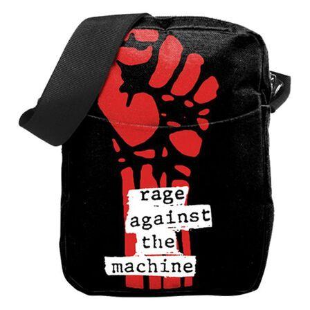 ROCKSAX - Rage Against the Machine Fistfull Cross Body Bag