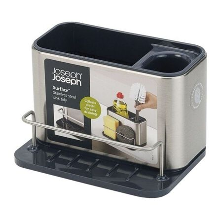 JOSEPH JOSEPH - Joseph Joseph Surface Sink Caddy Stainless Steel