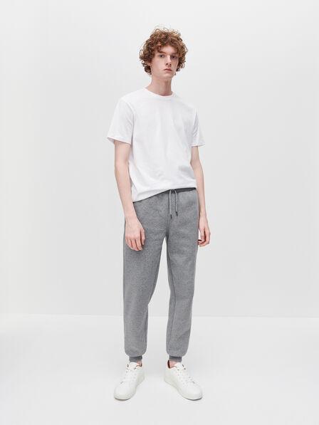 Reserved - Light Grey Sweatpants, Men