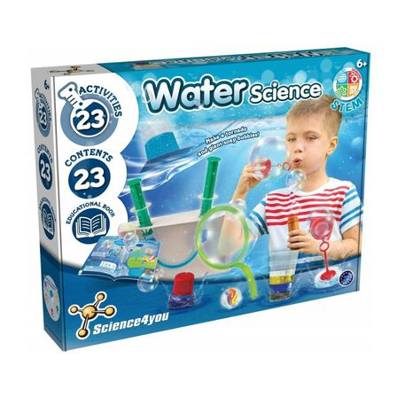 SCIENCE 4 YOU - Science 4 You Water Science