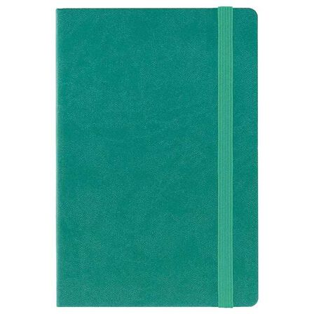 LEGAMI - Legami Medium Weekly Diary With Notebook 18 Month 2018/2019 Turquoise