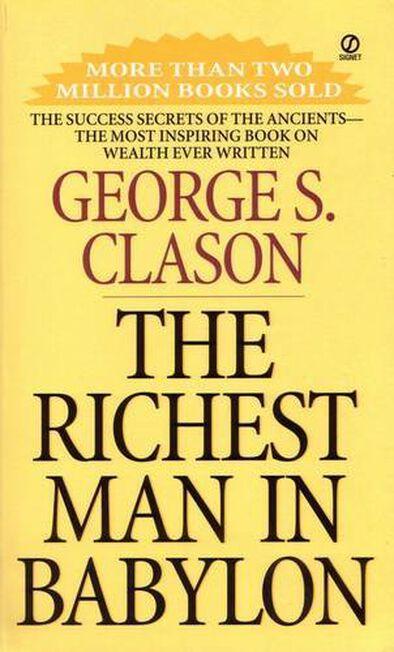 SIGNET USA - The Richest Man In Babylon