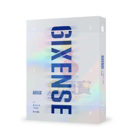 BIG HIT ENTERTAINMENT - Ab6Ix 1st World Tour 6Ixense In Seoul DVD | Ab6Ix
