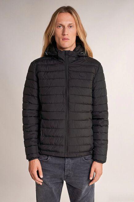 Salsa Jeans - Black Short Fellex puffer jacket