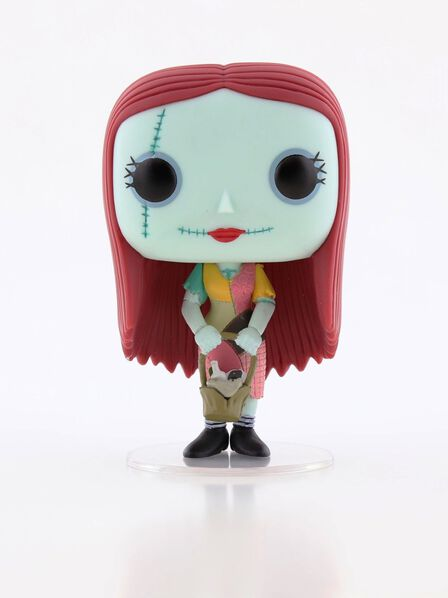 FUNKO TOYS - Funko Pop Nightmare Before Christmas Sally with Basket Vinyl Figure