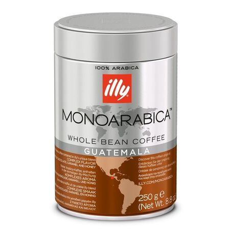 ILLY - Illy Coffee Beans Guatemala 250g