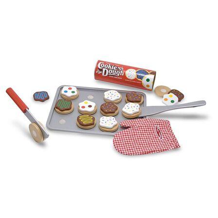 MELISSA & DOUG - Melissa & Doug Slice & Bake Cookie Set