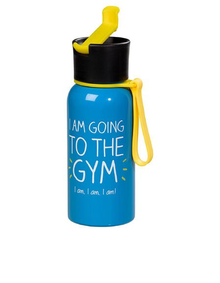 HAPPY JACKSON - Happy Jackson I Am Going To The Gym Water Bottle 600ml
