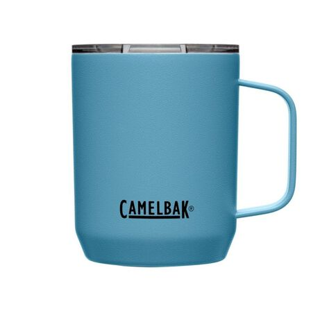 CAMELBAK - Camelbak Camp Mug Stainless Steel Vacuum Insulated 12Oz larkspur