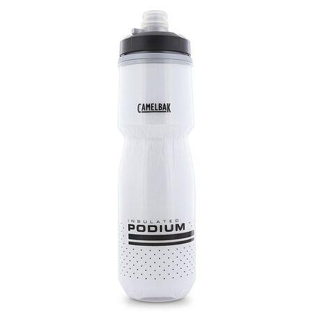 CAMELBAK - Camelbak Podium Chill Water Bottle White/Black 21 oz
