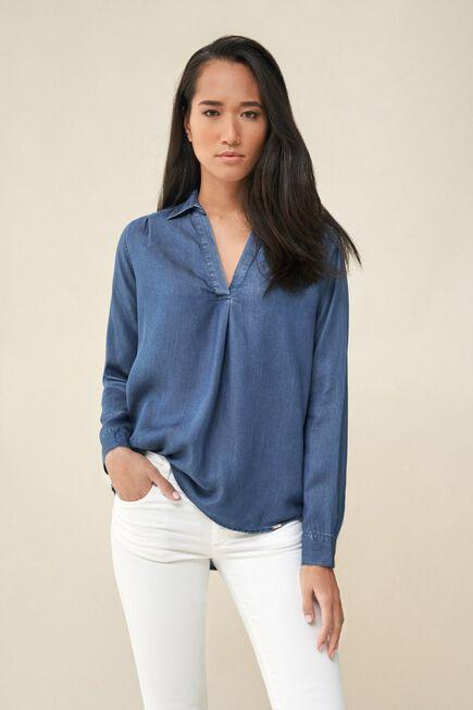 Salsa Jeans - Blue Denim tunic