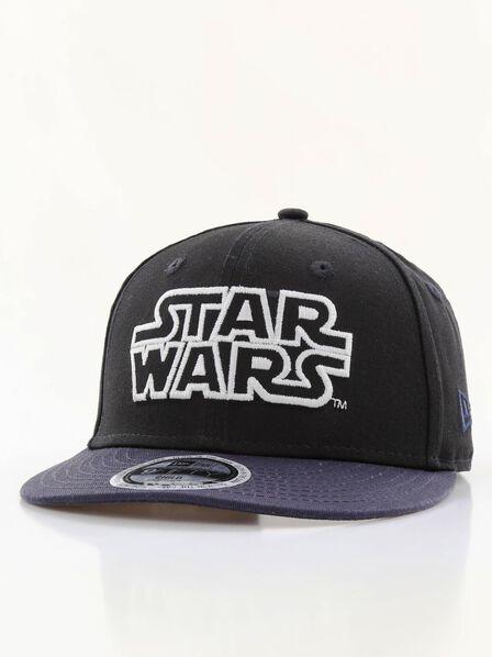 NEW ERA - New Era Gitd Star Wars Kids Cap Black/Gray
