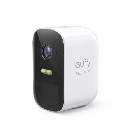 EUFY - eufy Security eufyCam 2C Wireless Home Security Add-on Camera 180-Day Battery Life/HD 1080p/No Monthly Fee [Requires HomeBase 2]