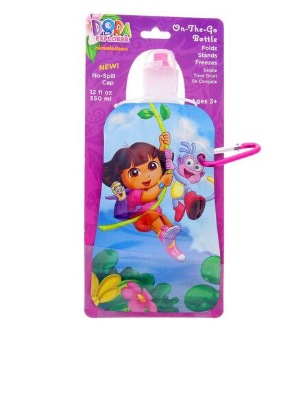 SHARKSKINZZ - Sharkskinzz Squeezable Bottle Dora Explorer Dora Swinging 12Oz