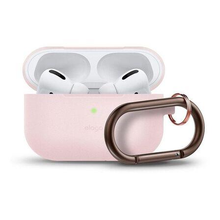 ELAGO DESIGN - Elago Skinny Case Hang 1mm Ultra Thin Pink for Airpods Pro