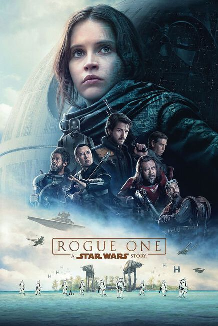 WALT DISNEY - Rogue One A Star Wars Story [2 Disc Set]