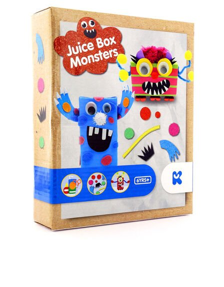 KEYCRAFT - Keycraft Make Your Own Juice Box Monsters