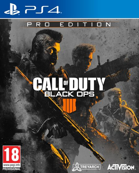 ACTIVISION - Call of Duty Black Ops 4 [Pre-owned]