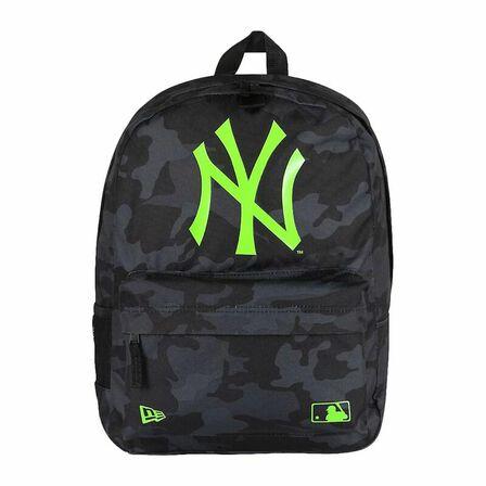 NEW ERA - New Era mlB Stadium Pack NY Yankees Backpack Midnigh Camo