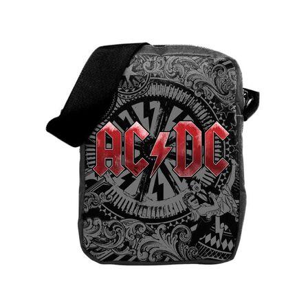 ROCKSAX - AC/DC Wheels Cross Body Bag