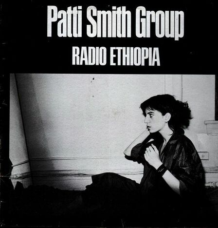 ARISTA - Radio Ethiopia | Patti Smith