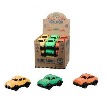 ROLL UP KIDS - Roll Up Kids Eco Friendly Car Bricks Vehicle [Assortment - Includes 1 Vehicle]